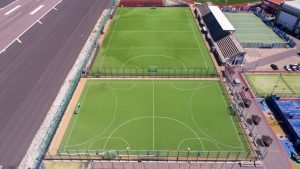 Synthetic Hockey Pitch
